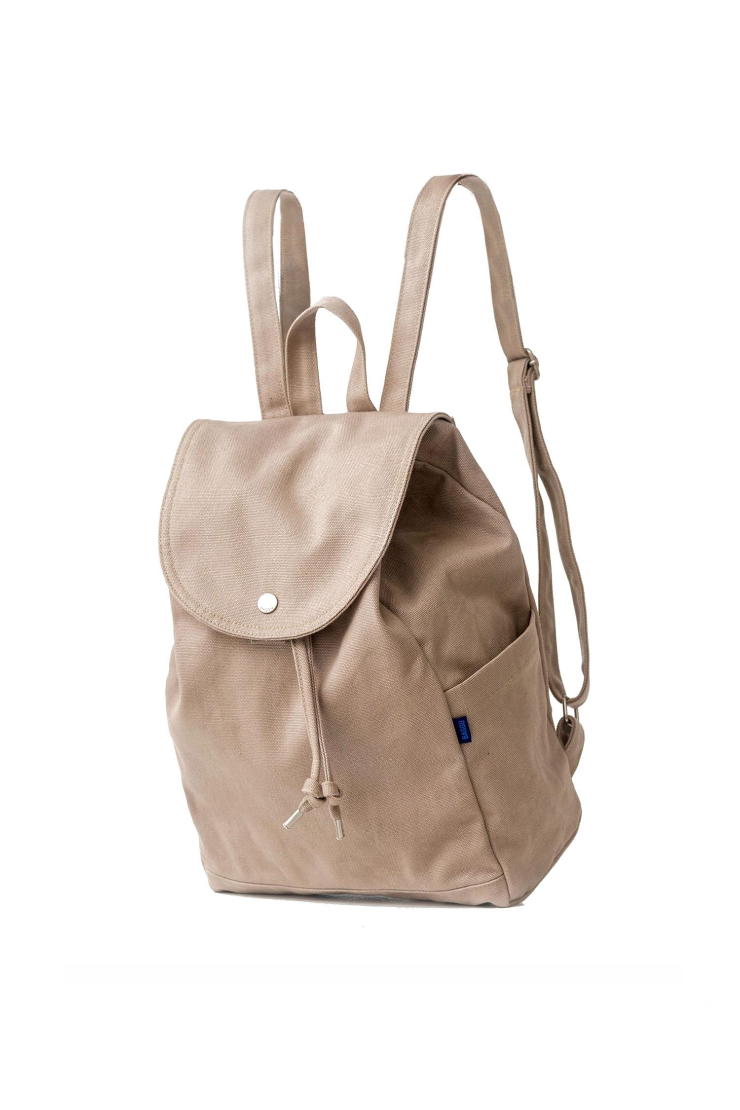 176e905c9 Baggu - Drawstring Backpack, Mushroom, Marinsel Webshop
