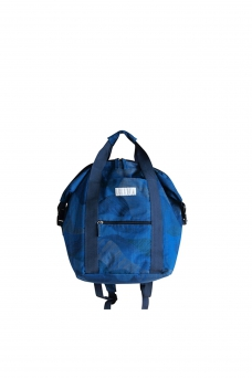 2Way Backpack, Blue